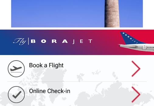 Borajet Airlines Ekran Görüntüleri - 7
