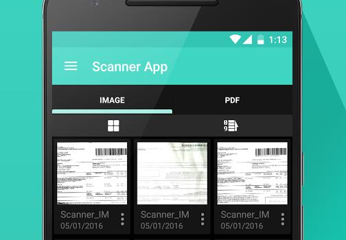 Camera Scanner Ekran Görüntüleri - 3