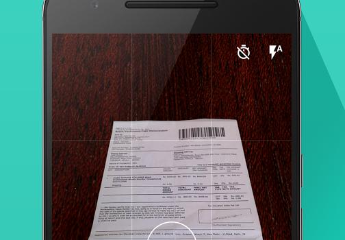 Camera Scanner Ekran Görüntüleri - 1