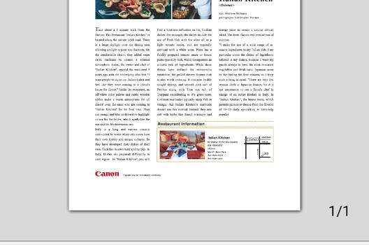 Canon Print Business Ekran Görüntüleri - 4