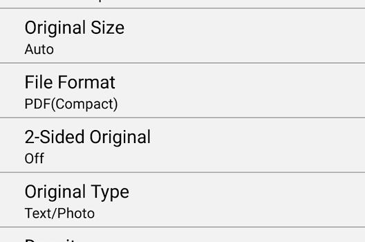 Canon Print Business Ekran Görüntüleri - 3