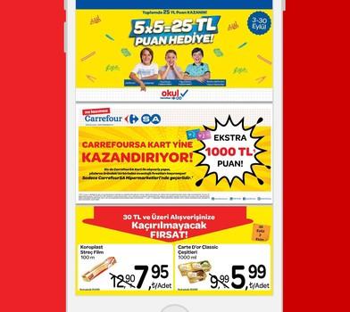 CarrefourSA Kart Ekran Görüntüleri - 5