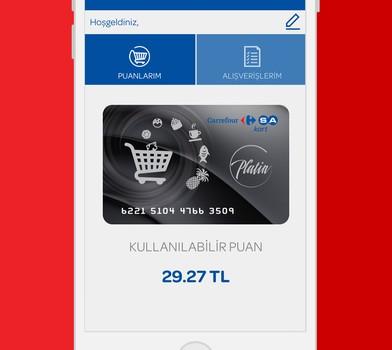 CarrefourSA Kart Ekran Görüntüleri - 4