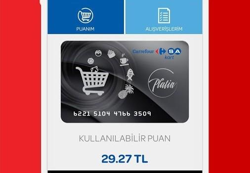 CarrefourSA Kart Ekran Görüntüleri - 3