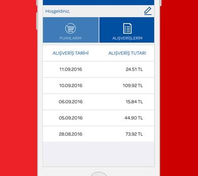 CarrefourSA Kart Ekran Görüntüleri - 1