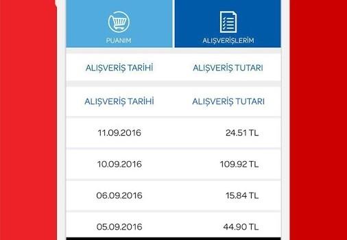 CarrefourSA Kart Ekran Görüntüleri - 2