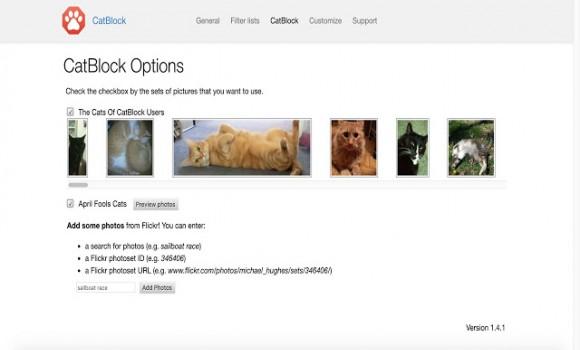 CatBlock Ekran Görüntüleri - 1