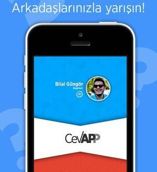 CevAPP Ekran Görüntüleri - 2
