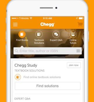 Chegg Ekran Görüntüleri - 5