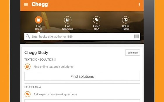 Chegg Ekran Görüntüleri - 4