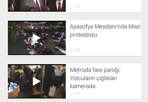 Cihan Haber Ajansı Ekran Görüntüleri - 1