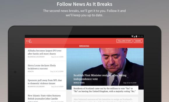 Circa News Ekran Görüntüleri - 2