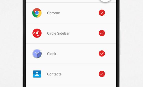 Circle SideBar Ekran Görüntüleri - 2