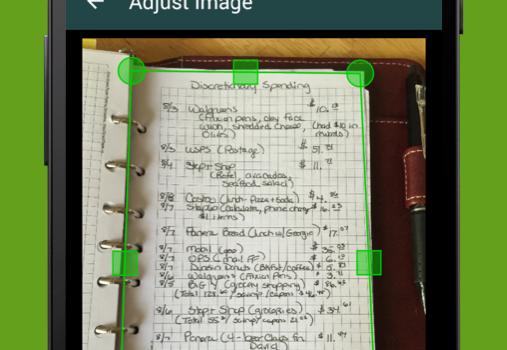 Clear Scanner Ekran Görüntüleri - 4