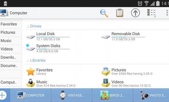 Computer File Explorer Ekran Görüntüleri - 7