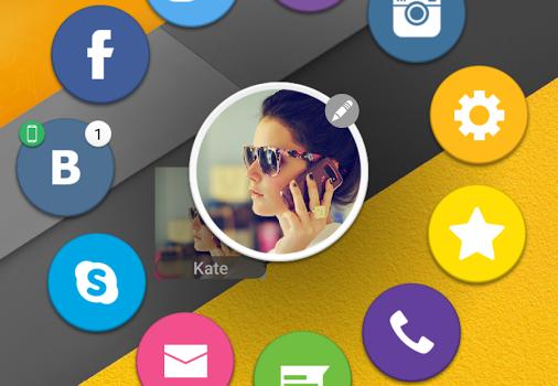 Contacts Widget Ekran Görüntüleri - 2