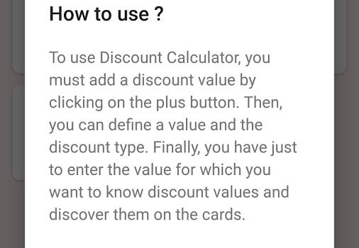 Discount Calculator Ekran Görüntüleri - 1