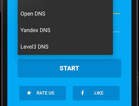 DNS Değiştirici Ekran Görüntüleri - 2