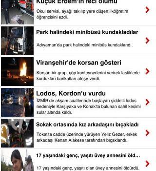 Doğan Haber Ajansı Ekran Görüntüleri - 4