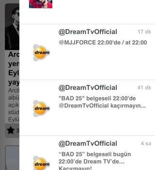 Dream TV Ekran Görüntüleri - 1