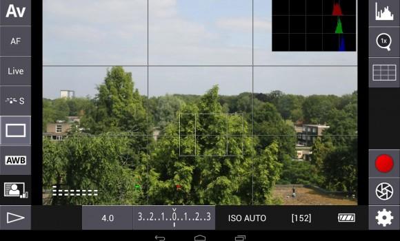 DSLR Controller Ekran Görüntüleri - 4
