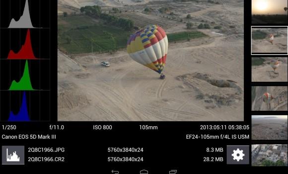 DSLR Controller Ekran Görüntüleri - 3