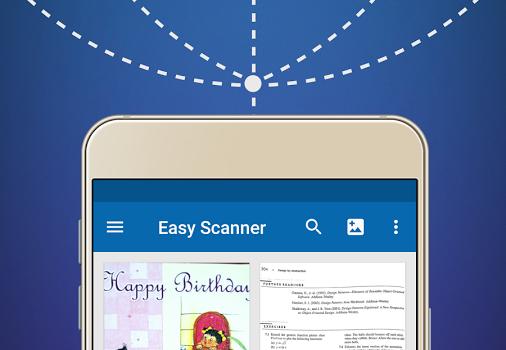 Easy Scanner Ekran Görüntüleri - 4
