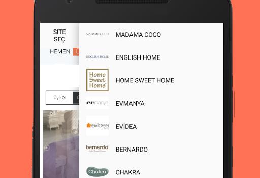 Ev Tekstil Mağazaları Ekran Görüntüleri - 3