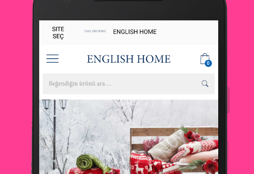 Ev Tekstil Mağazaları Ekran Görüntüleri - 1