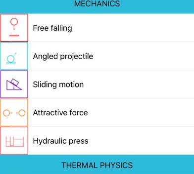 Fizik Formülleri Ekran Görüntüleri - 3
