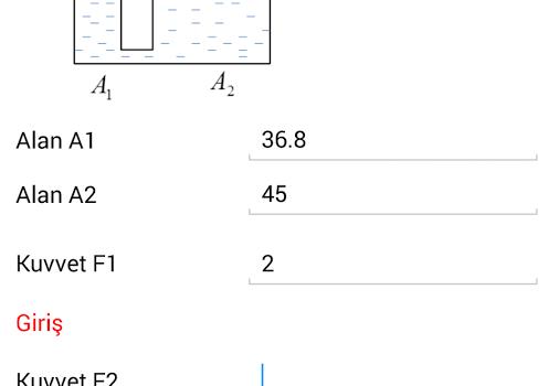 Fizik Formülleri Ekran Görüntüleri - 2