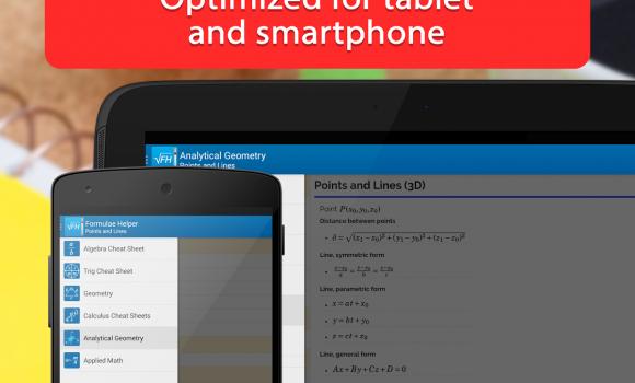 Formulae Helper Ekran Görüntüleri - 2