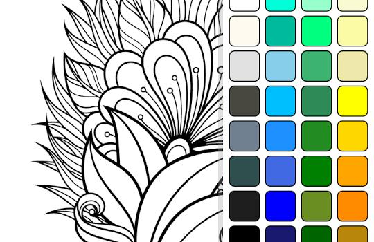 Free Coloring Book Ekran Görüntüleri - 3