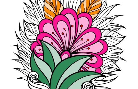 Free Coloring Book Ekran Görüntüleri - 2