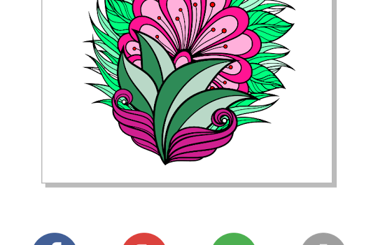 Free Coloring Book Indir Android Için Boyama Kitabı Uygulaması