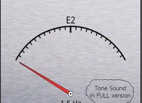 Free Guitar Tuner Ekran Görüntüleri - 2
