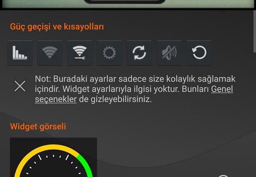 Gauge Battery Widget Ekran Görüntüleri - 4