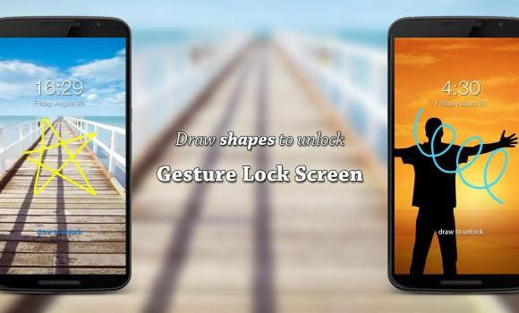 Gesture Lock Screen Ekran Görüntüleri - 4
