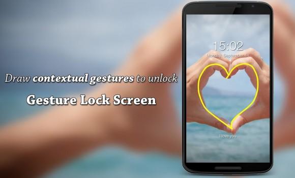 Gesture Lock Screen Ekran Görüntüleri - 2