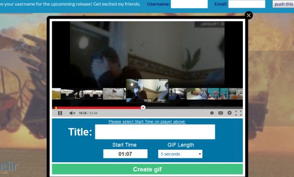 gifYouTube.com Ekran Görüntüleri - 2