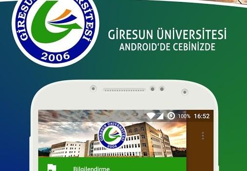 Giresun Üniversitesi Ekran Görüntüleri - 2