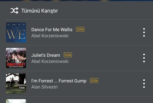 GO Music Player Ekran Görüntüleri - 4