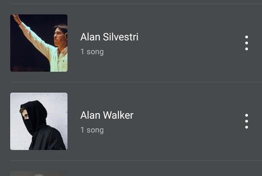 GO Music Player Ekran Görüntüleri - 1