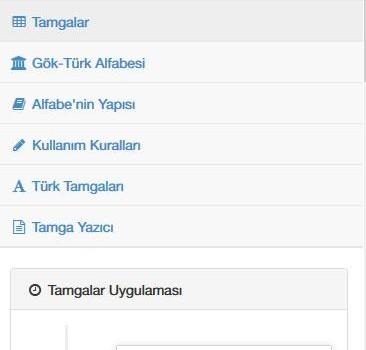 Gök-Türk Alfabesi Ekran Görüntüleri - 4