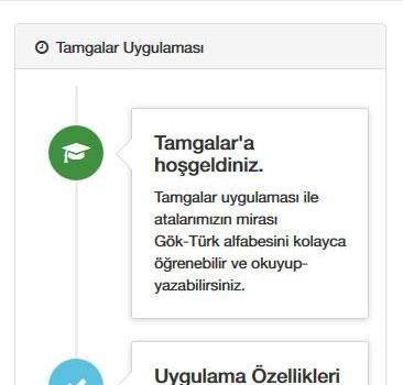 Gök-Türk Alfabesi Ekran Görüntüleri - 6