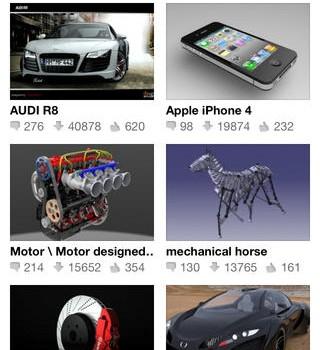GrabCAD Ekran Görüntüleri - 4