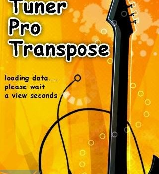 Guitar Tuner Pro Transpose Ekran Görüntüleri - 2