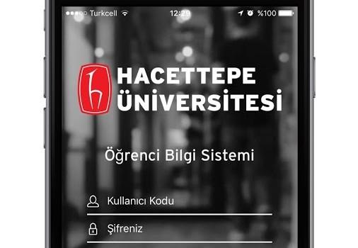 Hacettepe Üniversitesi Ekran Görüntüleri - 5