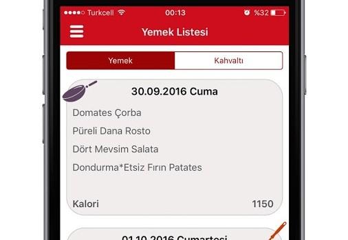 Hacettepe Üniversitesi Ekran Görüntüleri - 1