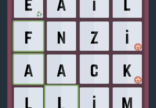 Harf Kutusu Kelime Oyunu Ekran Görüntüleri - 2